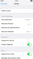 Apple iPhone 6 iOS 10 - E-mail - Configurar Yahoo! - Paso 4