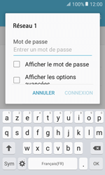Samsung Galaxy Xcover 3 VE - WiFi et Bluetooth - Configuration manuelle - Étape 7