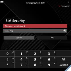 BlackBerry Passport - Internet - Manual configuration - Step 23