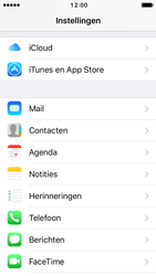 Apple iPhone SE - iOS 10 - iOS features - Stuur een iMessage - Stap 3
