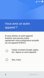 Sony Xperia XZ (F8331) - Premiers pas - Créer un compte - Étape 8