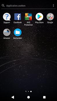 Sony Xperia XA2 Ultra - Applicaties - Account instellen - Stap 3