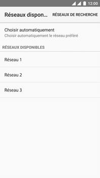 OnePlus 3 - Réseau - Sélection manuelle du réseau - Étape 9