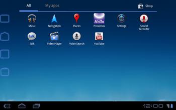 Huawei Mediapad S7-301u - Internet - Manual configuration - Step 3