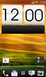 HTC T320e One V - Voicemail - Handmatig instellen - Stap 1