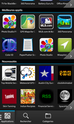 BlackBerry Z10 - Applications - Télécharger une application - Étape 11