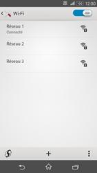 Sony Xperia E4g - Internet et connexion - Accéder au réseau Wi-Fi - Étape 8