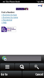 Nokia X6-00 - Internet - Internet browsing - Step 12