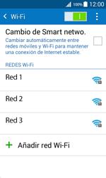 Samsung Galaxy Core Prime - WiFi - Conectarse a una red WiFi - Paso 6