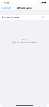Apple iPhone 11 Pro Max - Device - Software update - Step 7