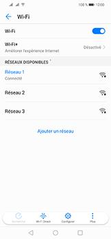 Huawei Mate 20 Lite - Wi-Fi - Se connecter à un réseau Wi-Fi - Étape 8