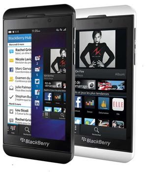 BlackBerry Z10 - Premiers pas - Spécificités produit - Étape 2