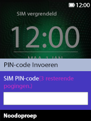 Nokia 8110-ta-1071 - Internet - Handmatig instellen - Stap 21
