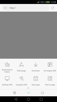 Huawei Mate S - Internet - Manual configuration - Step 17