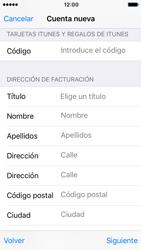 Apple iPhone SE iOS 10 - Aplicaciones - Tienda de aplicaciones - Paso 20
