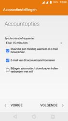 Wiko U-Feel Lite - E-mail - Handmatig instellen - Stap 23