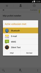 Blackphone Blackphone 4G (BP1) - Contacten en data - Contacten overzetten via Bluetooth - Stap 9