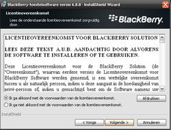 BlackBerry 9780 Bold - Software - installeer firmware update - Stap 11