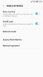 Samsung Galaxy J3 (2017) - Internet - Disable data roaming - Step 6