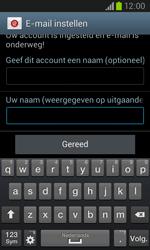 Samsung Galaxy Core (I8260) - E-mail - Account instellen (IMAP zonder SMTP-verificatie) - Stap 19