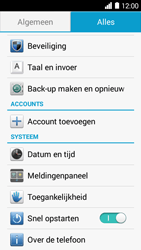 Huawei Ascend Y530 - Netwerk - Software updates installeren - Stap 4