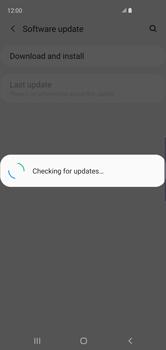 Samsung Galaxy S10 - Device - Software update - Step 7
