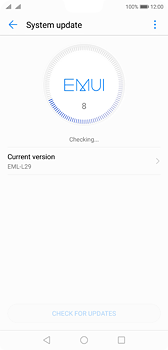 Huawei P20 - Device - Software update - Step 6