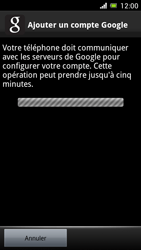 Sony Ericsson Xpéria Arc - Premiers pas - Créer un compte - Étape 13