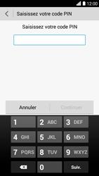 Bouygues Telecom Ultym 5 - Sécuriser votre mobile - Activer le code de verrouillage - Étape 7