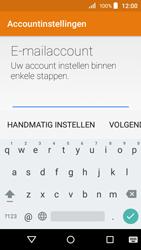 Acer Liquid Z320 - E-mail - Handmatig instellen - Stap 6