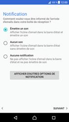 Sony Xperia XZ - Android Nougat - E-mail - Configuration manuelle - Étape 21