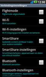 LG P990 Optimus 2X Speed - Wifi - handmatig instellen - Stap 4