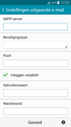 Samsung A500FU Galaxy A5 - E-mail - Instellingen KPNMail controleren - Stap 24