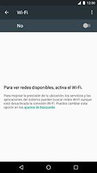 LG Google Nexus 5X (H791F) - WiFi - Conectarse a una red WiFi - Paso 5