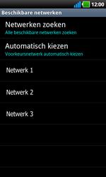LG P970 Optimus Black - Buitenland - Bellen, sms en internet - Stap 9