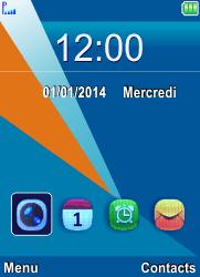Bouygues Telecom Bc 101 - Contact, Appels, SMS/MMS - Envoyer un MMS - Étape 1
