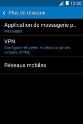 Samsung Galaxy Young 2 - Internet - Activer ou désactiver - Étape 5
