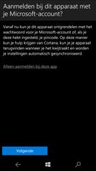 Microsoft Lumia 950 - E-mail - Handmatig Instellen - Stap 11