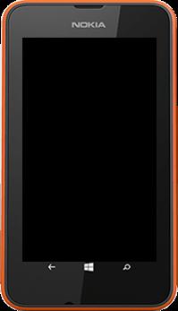 Nokia Lumia 530 - Premiers pas - Découvrir les touches principales - Étape 3
