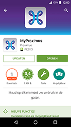 Acer Liquid Zest 4G - Applicaties - MyProximus - Stap 8
