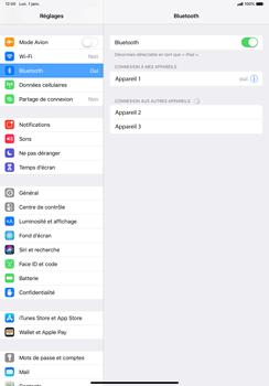 Apple iPad Pro 11 (2018) - Bluetooth - Jumeler avec un appareil - Étape 6