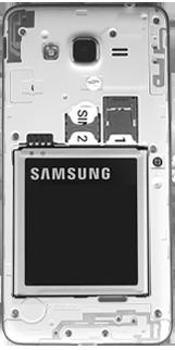 Samsung Galaxy J2 Prime - Primeiros passos - Como inserir o chip da Nextel no seu celular - Etapa 7