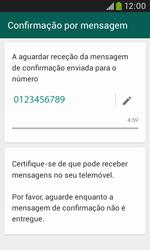 Samsung Galaxy Grand Neo - Aplicações - Como configurar o WhatsApp -  8