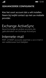 Microsoft Lumia 532 - E-mail - Account instellen (POP3 zonder SMTP-verificatie) - Stap 9