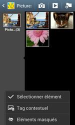 Samsung Galaxy Express - Photos, vidéos, musique - Envoyer une photo via Bluetooth - Étape 6