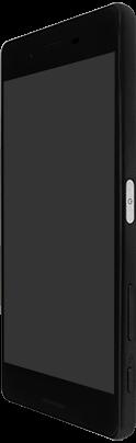 Sony Xperia X - Premiers pas - Découvrir les touches principales - Étape 9