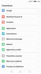 Huawei P9 - Android Nougat - Appareil - Mises à jour - Étape 4