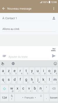 HTC Desire 825 - Contact, Appels, SMS/MMS - Envoyer un MMS - Étape 12