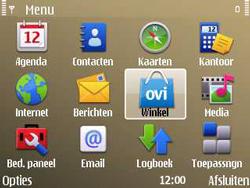 Nokia E72 - Applicaties - Applicaties downloaden - Stap 3