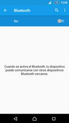 Sony Xperia Z5 Compact - Bluetooth - Conectar dispositivos a través de Bluetooth - Paso 5